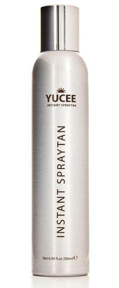 spraytan bruiningsspray merk yucee