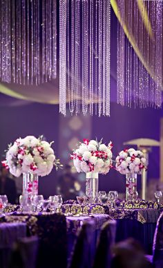 Wedding decorations - wow!