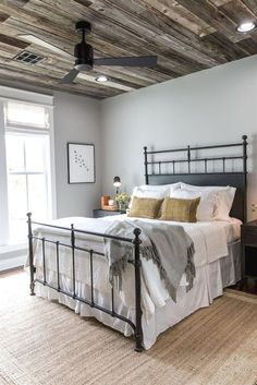Superb Gorgeous 95 Rustic Master Bedroom Farmhouse Style Remodel Ideas homearchite.com/… The post Gorgeous 95 Rustic Master Bedroom Farmhouse Style Remodel Ideas homearchite.com/… appeared first on 99 Decor .