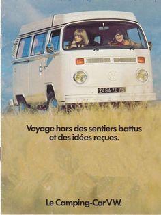 Le Camping Car VW.