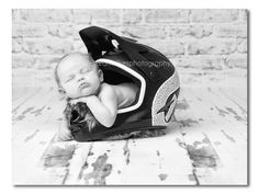 Newborn Motorcycle Helmet