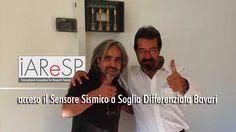 Stazione Rilevamento Multidisciplinare di Pizzoli, acceso il primo sensore