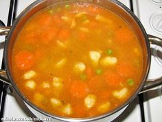 Czech Recipes, Ethnic Recipes, What To Cook, Curry, Cooking, Soups, Kitchen, Curries, Soup