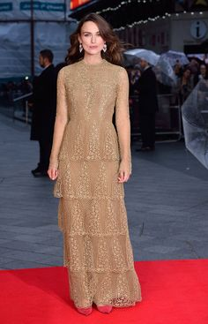 Keeping Up with Keira Knightley - Keira Knightley in Valentino