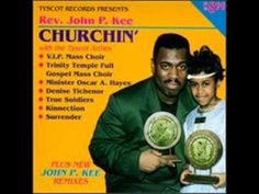 Jesus Is Real Remix, by John P. Kee,    Artist - John P. Kee & Lowell Pye    Album  - Churchin    Year - 1992    Label - Tyscot Records    This album is out of print,