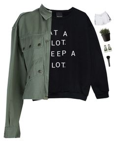 """""""Casual Sunday"""" by genesis129 ❤ liked on Polyvore featuring Muuto, adidas Originals, Faith Connexion and Witchery"""