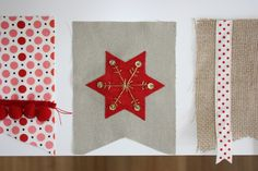 How to make this bunting panel: https://www.facebook.com/themagicneedlesewingclasses | Canberra, Australia