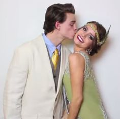 Gatsby and Daisy - GoodHousekeeping.com