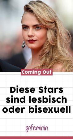 Coming out: Diese Stars sind lesbisch oder bisexuell