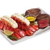 Maine Tails & Filet Mignon, Father's Day Gifts, Father's Day Seafood Gifts, Father's Day Gifts from Peoples Flowers.  http://www.peoplesflowers.com/product.cfm/iteID/3678