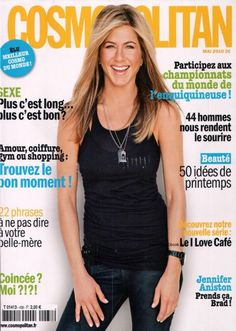 Tagged Jennifer Aniston Cosmopolitan - FamousFix