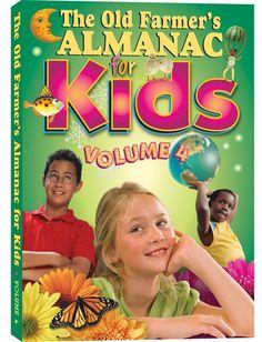 Lehman's - Old Farmer's Almanac for Kids