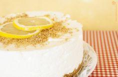 Tarta de Mousse de Limón
