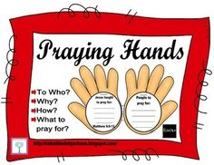 Praying Hands Project Freebie