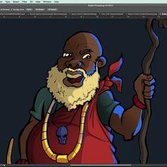 WIP .... No name yet #art #creative #masterpeice #gallery #instagood #beautiful #illustrations #sketch #artists #artsy #characterdesign #african #digitalart #e5studioz by ayooluwaelisha