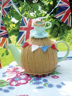 Right Royal Cuppa tea cozy