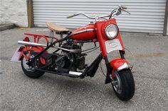 cushman scooters | Barrett-Jackson Lot: 319 - 1959 CUSHMAN EAGLE SCOOTER