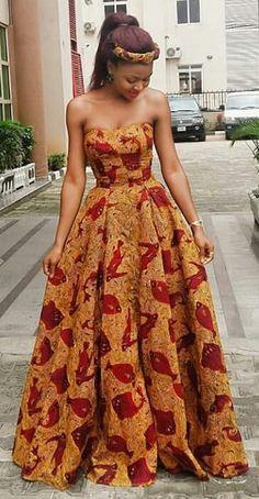 Custom Made African print dress, Ankara Gown Dress/African clothing/African wax print dress/African dress/African/African wedding dress/Ankara dresses Long African Dresses, African Wedding Dress, African Fashion Dresses, Ghanaian Fashion, African Dress Styles, Ankara Fashion, Nigerian Fashion, African Outfits, African Weddings