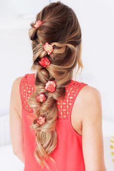 Phenomenal 1000 Images About Hair Tutorials On Pinterest Hair Blog Summer Hairstyles For Women Draintrainus