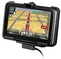"""RAM Cradle Holder for the TomTom GO 2535 M LIVE & GO 2535 TM WTE by RAM. $10.53. This RAM high strength composite cradle is designed to hold the following devices:  TomTom GO 2535 M LIVE TomTom GO 2535 TM WTE   Material: High Strength Composite   Note: The """"U"""" in the part number reflects product packaged in poly bag. The cradle includes a set of two nuts and bolts to connect the cradle to any of the RAM compatible mounts. RAM cradles do not include the RAM-B-238U (Diamo..."""