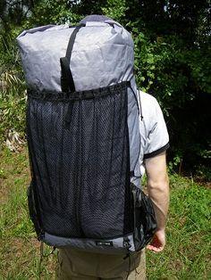 ZPacks.com Ultralight Backpacking Gear - Arc Blast Ultralight Backpack