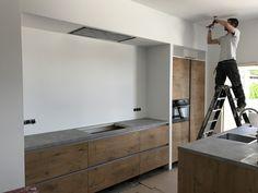 Gebruikersfoto: Installatie van de keuken