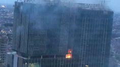 Proyek Hotel Terbakar, Dua Pekerja Tewas