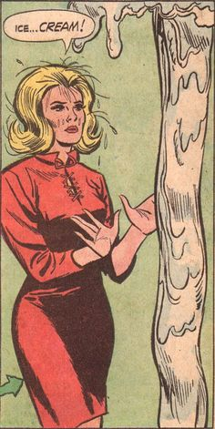 Comic Girls Say. Vintage Pop Art, Vintage Comic Books, Vintage Comics, Comic Books Art, Comic Art, Book Art, Old Comics, Comics Girls, Funny Comics