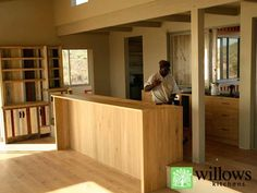 At #WillowsKitchens, we treat each job as an exciting new project and have made an extensive range of kitchens and other interior cupboards for many happy clients. Call us on 082 093 6484 or visit our website - www.willowskitchens.co.za. Deliveries countrywide. #20yearsofquality Furniture, Interior, Cabinet, Home Decor, Cupboard, Kitchen, Room Divider, Storage, Craftsmanship
