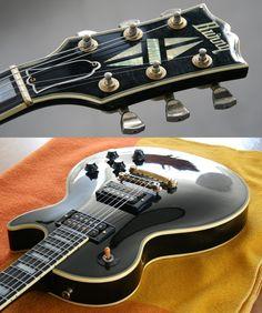 Vtg Burny 80s Les Paul Custom MIJ Japan Guitar Room, Guitar Art, Music Guitar, Playing Guitar, Burny, Les Paul Guitars, Cool Electric Guitars, Les Paul Custom, Beautiful Guitars