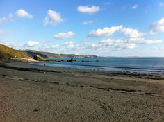 A beautiful, autumn day in Looe, East Cornwall. The Beautiful South, Devon And Cornwall, Autumn Day, Beach, Water, Outdoor, Gripe Water, Outdoors, The Beach