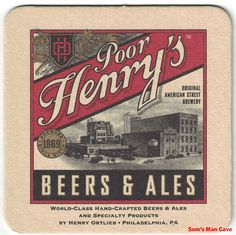 Ale Beer, Beer Coasters, Craft Beer, Brewery, Map, Crafts, Manualidades, Location Map, Maps