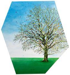 Family Tree, acrylic on canvas, 75 x 70 cm Original Art, Original Paintings, Nature Paintings, Surreal Art, Buy Art, Saatchi Art, Canvas Art, Landscape, The Originals