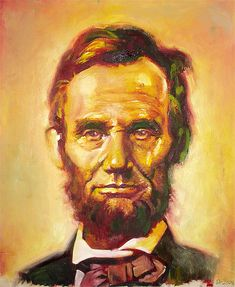 30+ Magnificent Abraham Lincoln Artworks