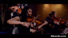 Sugar instrumental cover (Piano, Cello, Viola, Violin) Maroon 5 - Mbandi