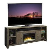 """Found it at Wayfair - Joshua Creek 84"""" TV Stand with Electric Fireplace"""