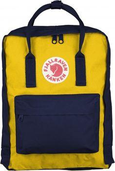Fjallraven Kanken Classic Backpack Graphite/UN Blue Popular Backpacks, Backpacks For Sale, Backpack Online, Cute Bags, Plein Air, Kanken Backpack, Sims, Unisex, Classic