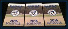 TORONTO LOT OF 3 2016 BLUEFIELD BLUE JAYS ESTEP TIRE BASEBALL POCKET SCHEDULES  #Pocket #Schedule