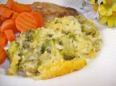 Velveeta Broccoli Rice Casserole Recipe