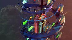 RTL Concept Motion Graphics #motiongraphics #odd