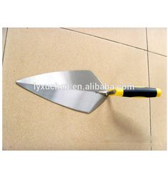 Check out this product on Alibaba.com App:forged brick trowel with soft handle https://m.alibaba.com/Z7J3Ub