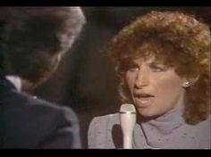 They Song Together In High School!   Neil Diamond & Barbara Streisand, You Don't Bring Me Flowers