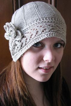 Love this cloche!