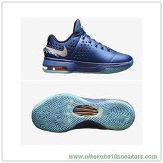 "Nike KD 7 Elite KDVII-054 ""Elevate"" All-Blue Makeup Coupons Sale"