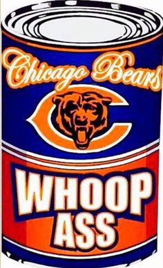 Chicago Bears WHOOP ASS