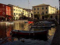 Lazise - porto vecchio  #TuscanyAgriturismoGiratola