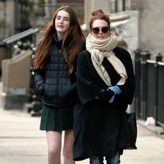 Οι φωτογράφοι τις απαθανάτισαν στη Νέη Υόρκη και όπως θα δείτε μοιάζουν περισσότερο με φίλες.