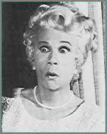 Bea Benaderat from Pettitcoat Junction and The Beverly Hillbillies
