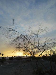 Sunset @ the Salton Sea