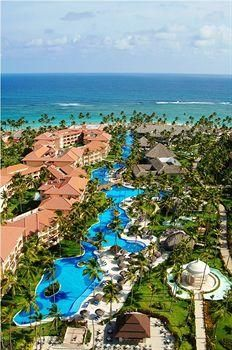 Iberostar Grand Bavaro Hotel. Very expensive. Huge resort. Adult only. beach front.